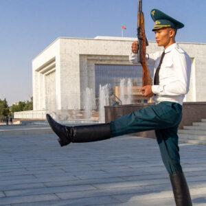 Ala-too square, Kirgizie