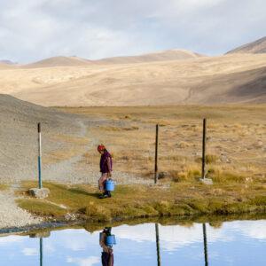 Pamir road, Tadjikistan