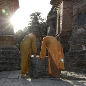 Monks, Shaolin Monastery