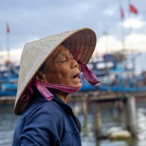 Fisherlady, Hoi An