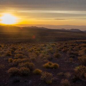 Sunset, Atacama